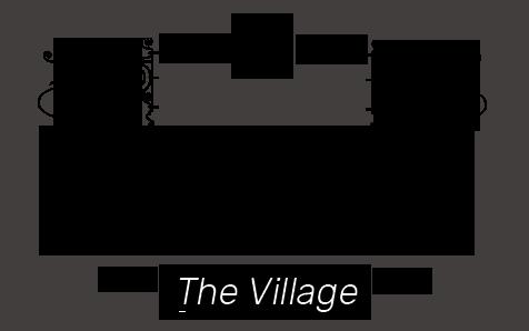 Деревня Голубое