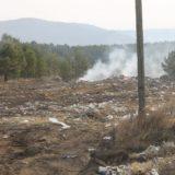 мусор сжигают в Майдарово